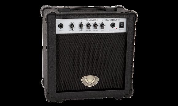 Used Dean Bassola 15W Bass Amp