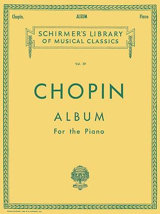 Chopin Album for the Piano