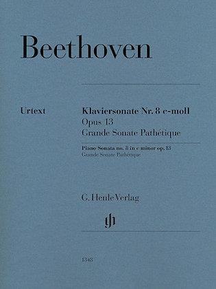 Beethoven-PIANO SONATA NO. 8 IN C MINOR, OP. 13