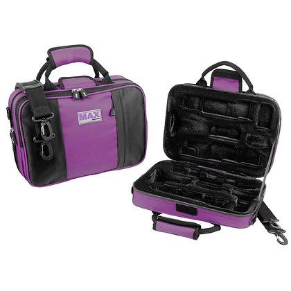 Protec Clarinet Case, Bb - MAX (Purple)