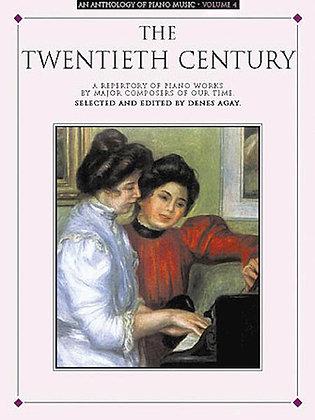 An Anthology of Piano Music Vol. 4: The Twentieth Century