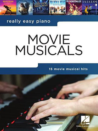 REALLY EASY PIANO – MOVIE MUSICALS