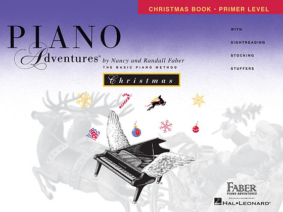 Faber Piano Adventures Christmas