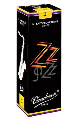 Vandoren ZZ Tenor Saxophone Reeds (each)