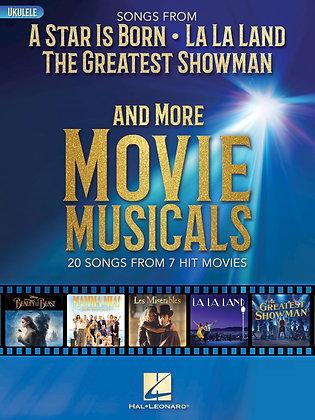 MOVIE MUSICALS for Ukulele