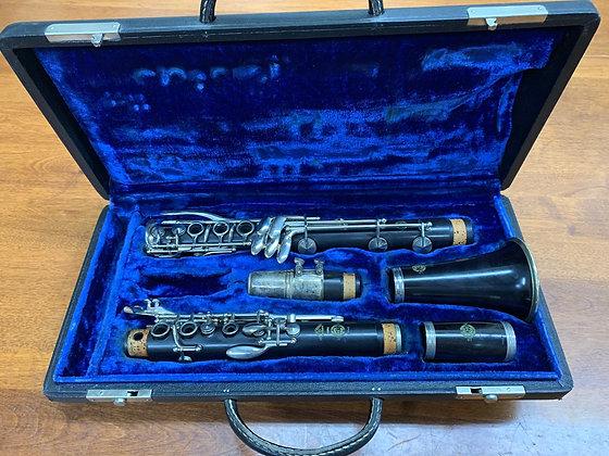 Used Selmer Series 9 Clarinet Boehm System