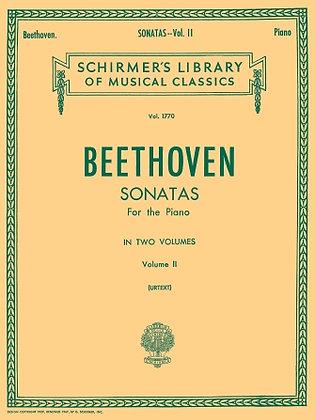 Beethoven-SONATAS – VOLUME 2