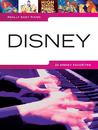 REALLY EASY PIANO – DISNEY