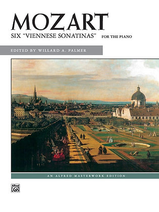 Mozart: Six Viennese Sonatas