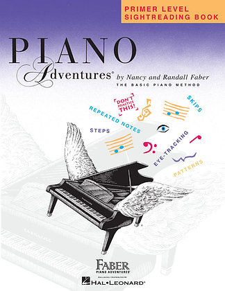 Faber Piano Adventures Sightreading Book