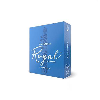 Rico Royal Bb Clarinet Reeds (each)