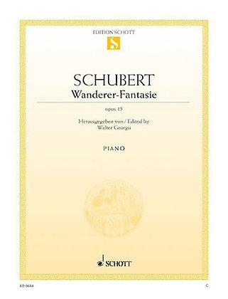 Schubert Wanderer-Fantasie Op. 15, D 760