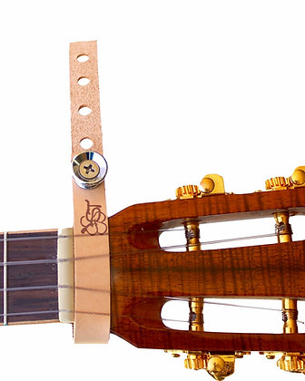 Leather Headstock Bracelet