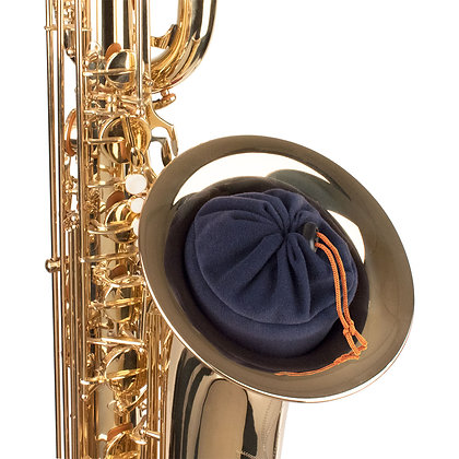 Protec Baritone Saxophone In-Bell Neck & Mouthpiece Storage Pouch
