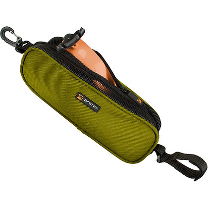 Protec Shoulder Rest Pouch Green