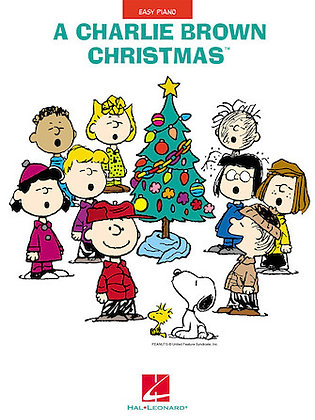 A CHARLIE BROWN CHRISTMAS™ Easy Piano