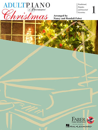 Faber Adult Piano Adventures Christmas