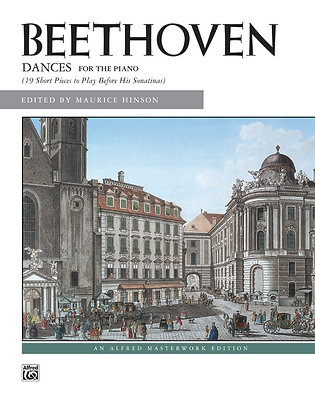 Beethoven: Dances for the Piano