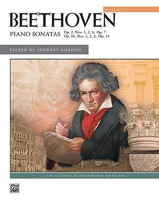 Beethoven: Piano Sonatas, Volume 1