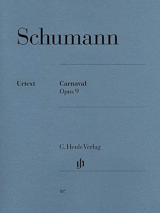 Schumann-CARNAVAL OP. 9