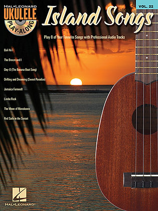 ISLAND SONGS Ukulele Play-Along