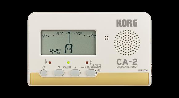 CA-2 Korg Tuner
