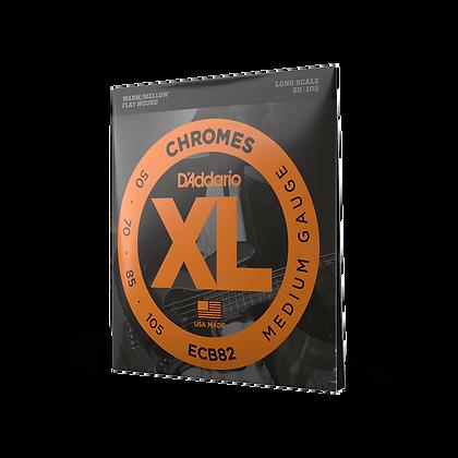 D'Addario XL Chromes 50-105 Medium / Long Scale Set Bass