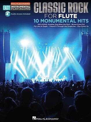 Classic Rock Play-Along-10 Monumental Hits