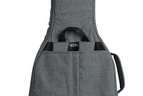 Gator Gray Acoustic Guitar Bag