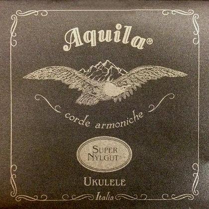 Aquila Concert Supernylgut Set with Low G