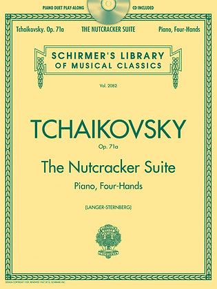 TCHAIKOVSKY – THE NUTCRACKER SUITE, OP. 71A