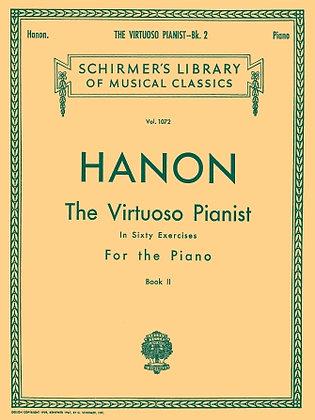 Hanon-VIRTUOSO PIANIST IN 60 EXERCISES – BOOK 2