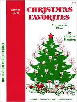 Bastien Christmas Favorites