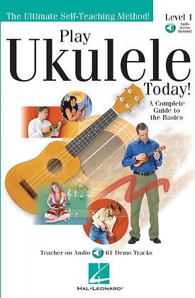 PLAY UKULELE TODAY! – LEVEL 1