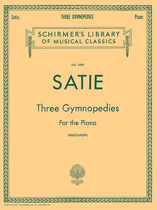 Satie-3 GYMNOPÉDIES
