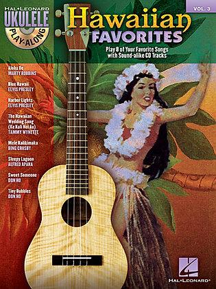 HAWAIIAN FAVORITES Ukulele Play-Along