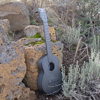 Outdoor Ukulele Carbon Fiber Tenor Nickel