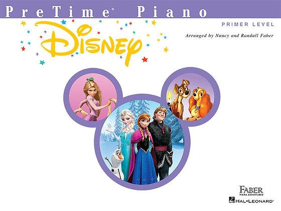 Faber Piano Disney