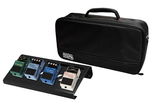 Gator Small Pedal Board W/ Carry Bag