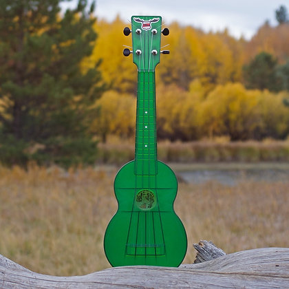 Outdoor Soprano Green Nickel
