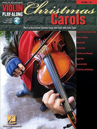 CHRISTMAS CAROLS for Violin