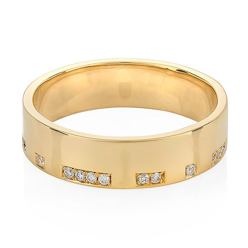 Place Pave Ring