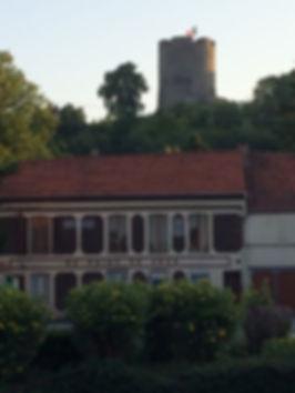 chateau fort des ducs de guise