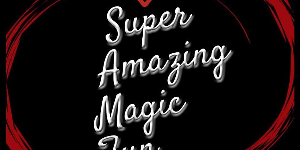 Super Amazing Magic Fun Time