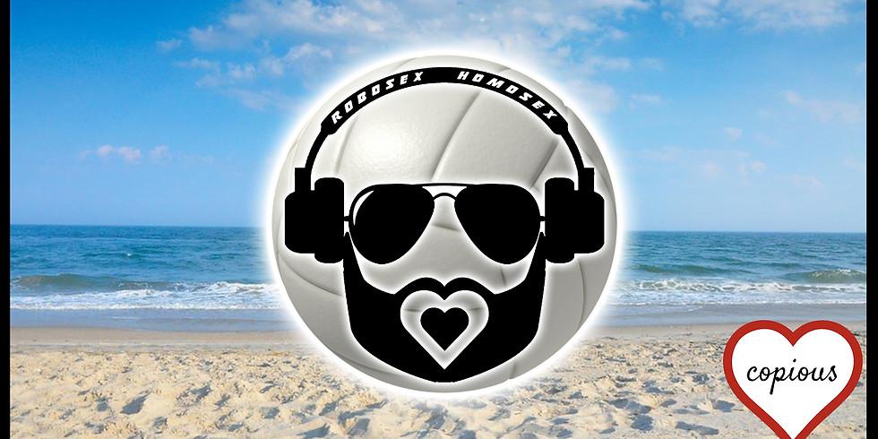 Robosex Homosex ~ On the Beach