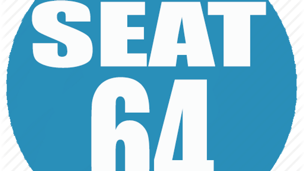 RESERVED SEAT 64