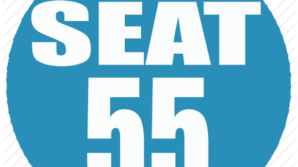 RESERVED SEAT 55