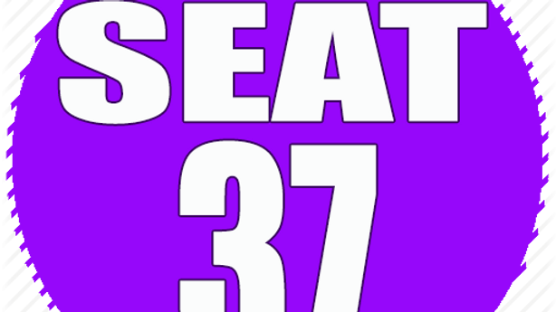 RESERVED SEAT 37