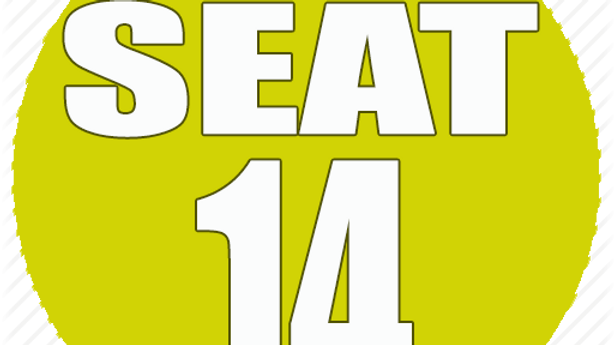 RESERVED SEAT 14