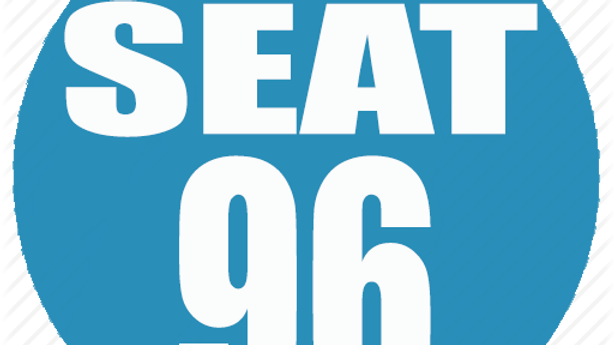 RESERVED SEAT 96